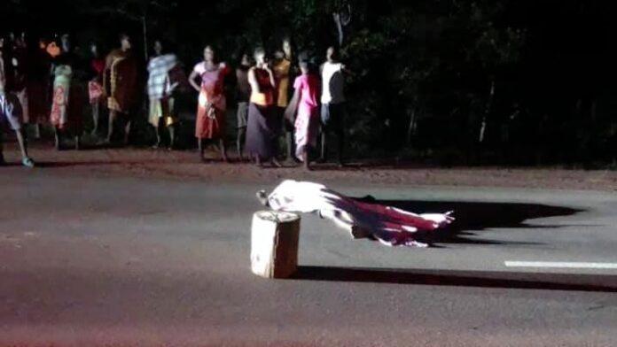 Voetganger is derde verkeersdode dit jaar in Suriname