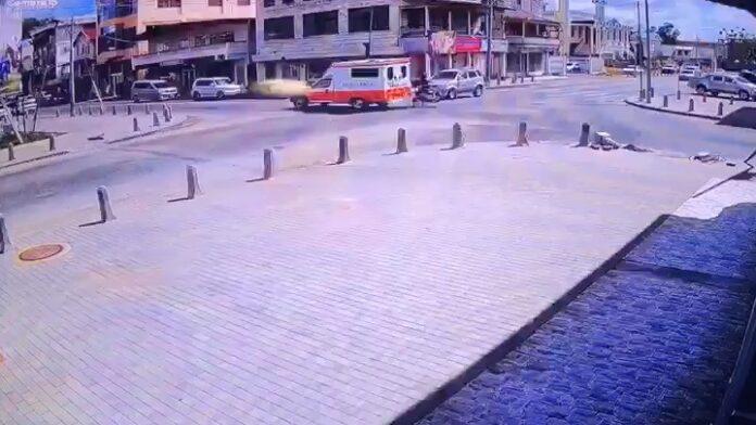 Derde soortgelijk ongeval in korte tijd op zelfde kruispunt in hoofdstad Suriname