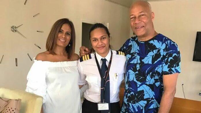 Historisch feit binnen luchtvaart Suriname: eerste volledige 'vrouwenvlucht' SLM