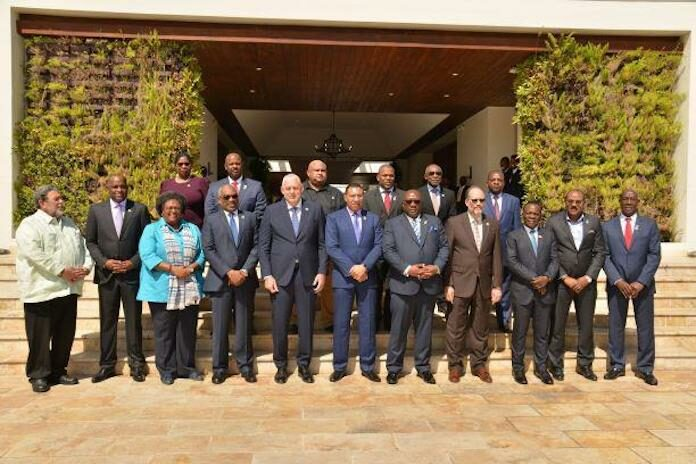 Suriname participeert in vergadering Caricom staatshoofden en regeringsleiders