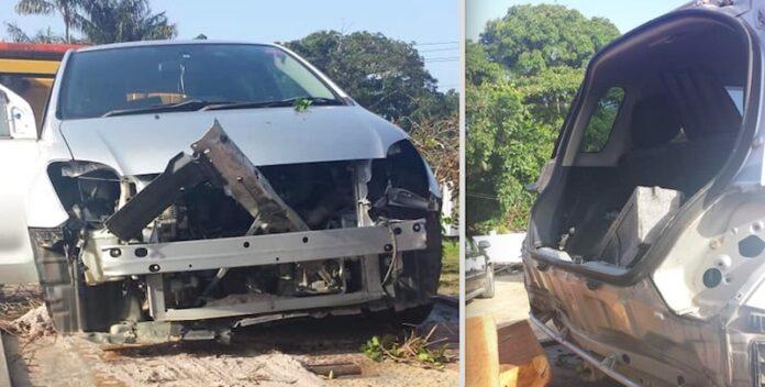 Diefstal van auto (onder)delen ware plaag in Suriname