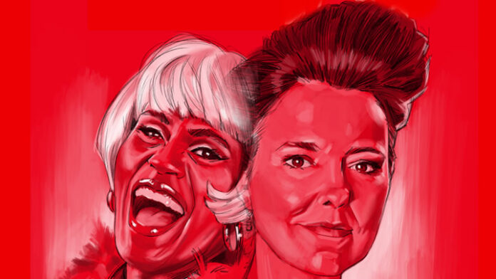 Première van Celia! met Manoushka Zeegelaar Breeveld als Celia Cruz