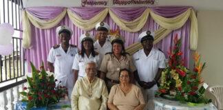 Echtpaar Giasi-Adhin herdacht diamanten huwelijk in Suriname