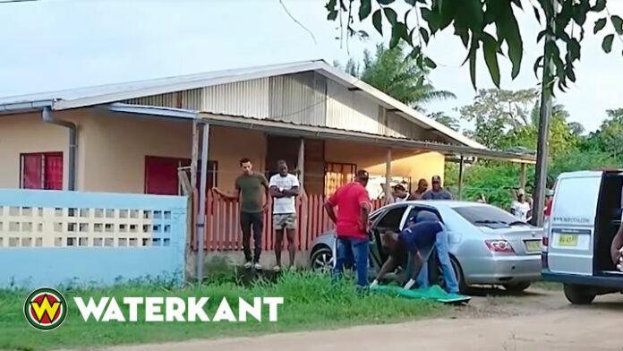 Doodsoorzaak 2-jarige in auto Suriname nog steeds niet vastgesteld