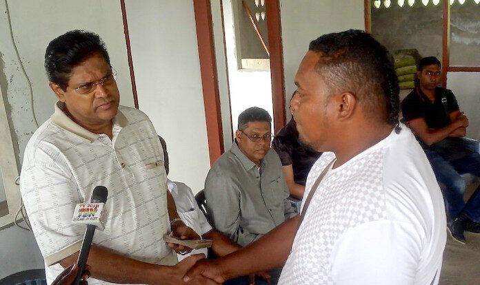 VHP haalt geld op voor nabestaanden bootongeluk Suriname
