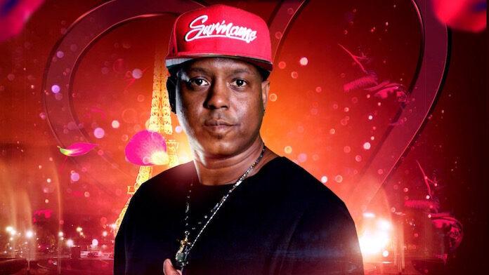 DJ Gilly Gonzales uit Suriname op Valentine's Party zaterdag 16 februari in Rijswijk
