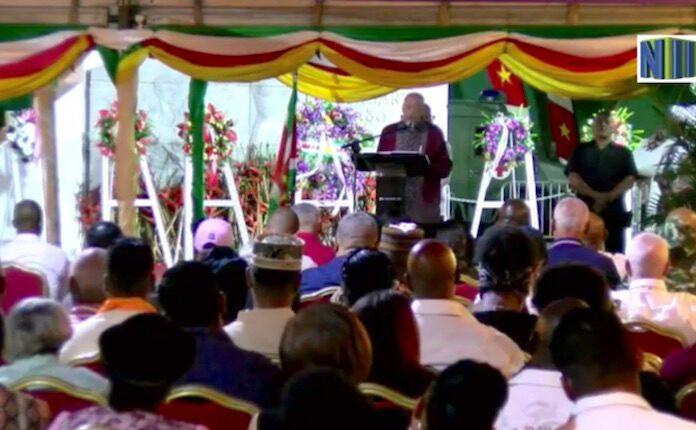 Bouterse: 'Pas in 1980 werd Suriname daadwerkelijk onafhankelijk'