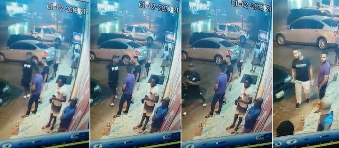 Beveiligingscamera legt brutale kettingtrekker in Suriname vast