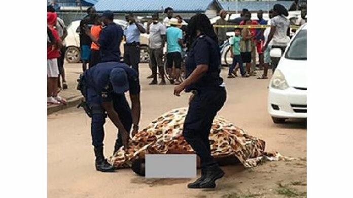 Door politie doodgeschoten man te Albina was 'psychisch gestoord'