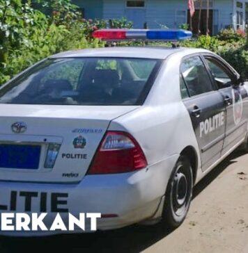 Peuter in auto door verstikking om het leven gekomen in Suriname