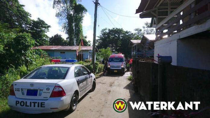 Door politie Suriname gezochte man neergeschoten na vluchtpoging