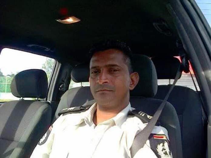 Surinaamse politieagent (34) tijdens dienst overleden