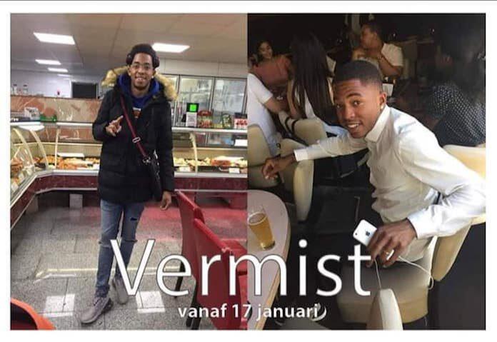 Vermiste Surinaamse Amsterdammer (23) overleden
