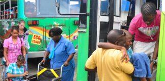 Launch van 'Wan Okasi' Zorgvervoer in Suriname voor mensen met beperking