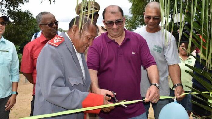 Veilig drinkwater voor Inheemse gemeenschap van Peleletepoe in Suriname