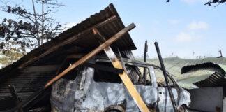 Afgebrande gedeelte van bedevaartsoord in Suriname zal snel herbouwd worden
