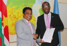 'Suriname heeft goede reputatie als organisator van eerlijke verkiezingen'