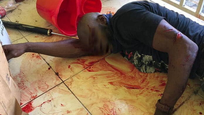 Nederlandse site Dagonline verspreidt fake news over 'gedode inbreker in Suriname'