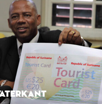 Surinaamse e-Toeristenkaart en e-Visum vanaf 15 april online verkrijgbaar