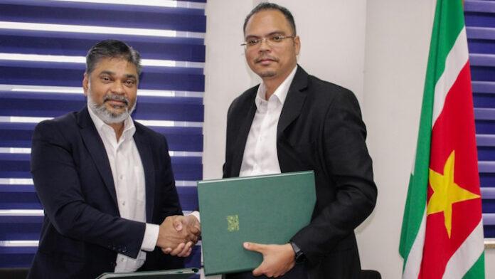 Suriname stapt nu echt over op elektronische visa en toeristenkaarten
