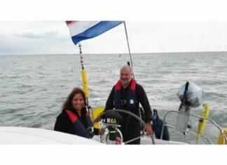 Nederlands echtpaar met zeilboot naar Suriname