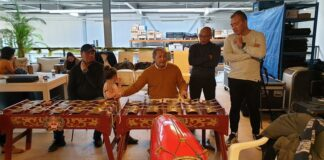 Gamelan Meets Pop in Den Haag