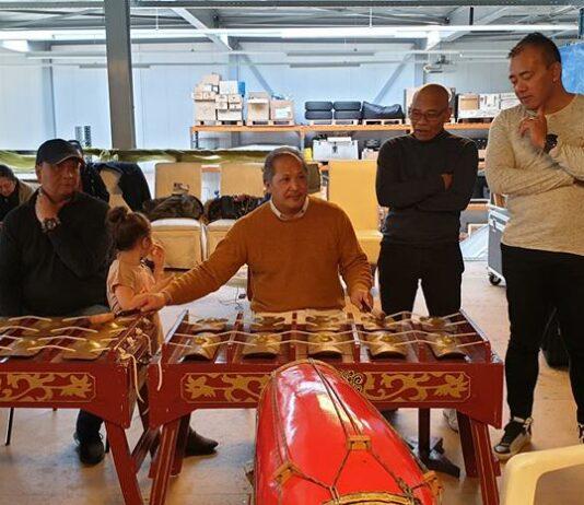 Gamelan Meets Pop in Den Haag