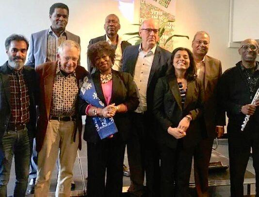 Herdenking van recentelijk heengegane grote Surinaamse schrijvers