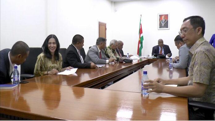 Indonesische ondernemers tevreden na bezoek aan Suriname