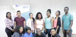 JCI Suriname helpt Jeugdparlement aan verbeteren van kwaliteit