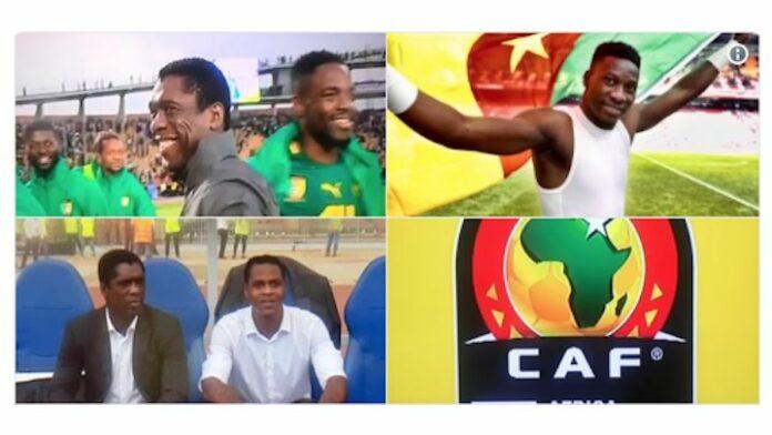 Seedorf en Kluivert met Kameroen door naar Afrika Cup