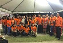 VHP Suriname installeert 'Javaanse' kern Leiding en omgeving