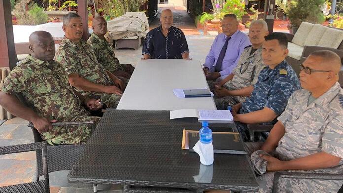 Kolonel Robert Kartodikromo nieuwe bevelhebber Nationaal Leger Suriname