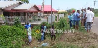 Politie zoekt lichaamsresten van slachtoffers verkeersongeluk in Suriname