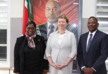 Suriname en de VS ondertekenen luchtvaartovereenkomst