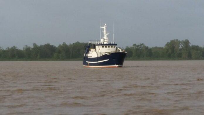 Nederlanders runnen grootste trawler-visserijbedrijf in Suriname