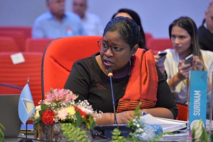 Suriname op ministeriële vergadering Caribische staten in Nicaragua