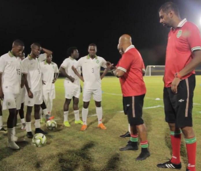 'Suriname was heel dichtbij plaatsing Concacaf Gold Cup'