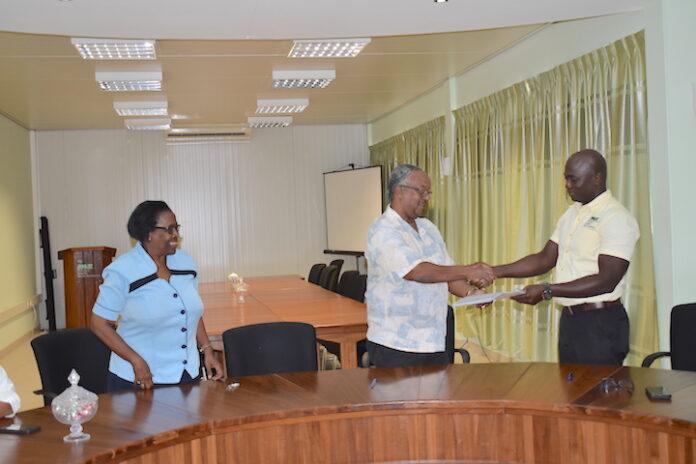 Herman Jintie nieuwe Algemeen Directeur Medische Zending in Suriname