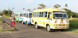 Ministerie Openbare Werken start controle op openbaar vervoer in Suriname