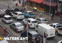 Tot nu toe ruim SRD 52 miljoen ontvangen aan rij- en voertuigenbelasting in Suriname
