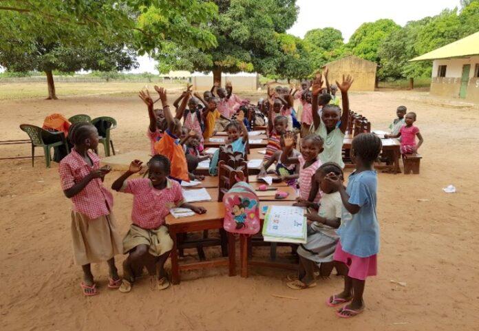 Draag letterlijk je steentje bij aan de bouw van een basisschool in Gambia