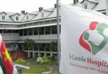 Petronas Suriname doneert medisch apparatuur aan 's Lands Hospitaal