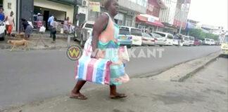 Politie pakt straatventers in Suriname aan
