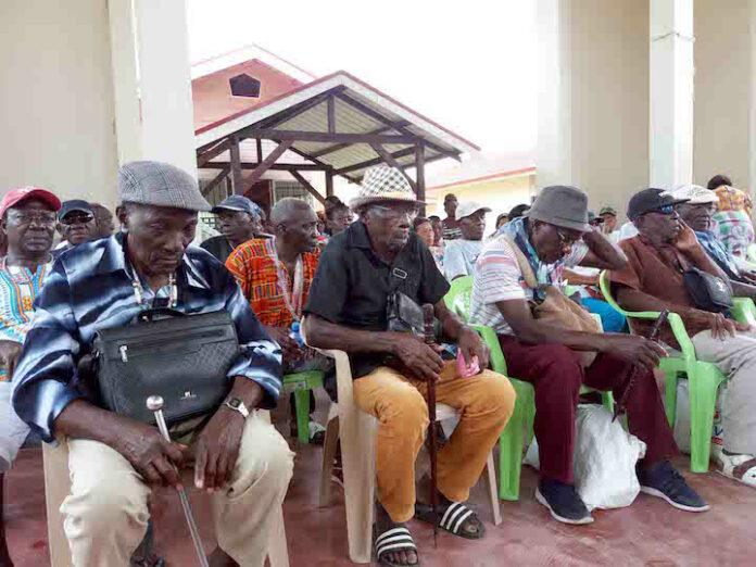 Consultatie Traditioneel Gezag over grens Suriname met Frans Guyana