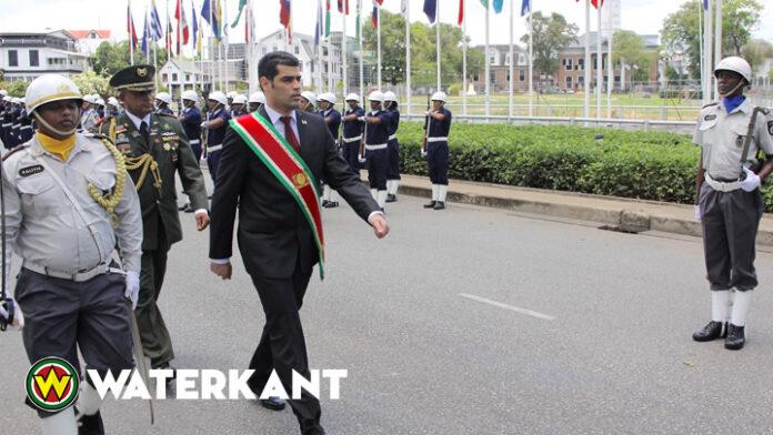 Overheid Suriname vind misbruik namen overheidstoppers op Facebook onacceptabel