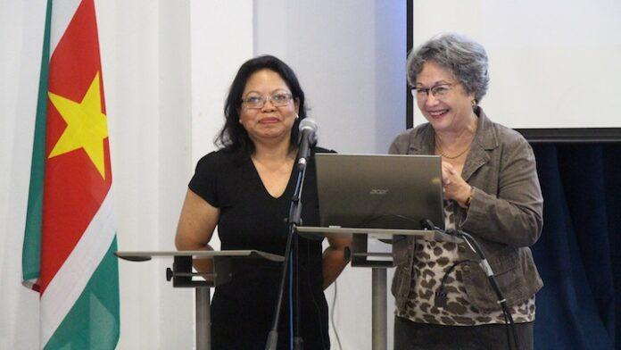 Bureau Gender Aangelegenheden Suriname houdt sessie met stakeholders