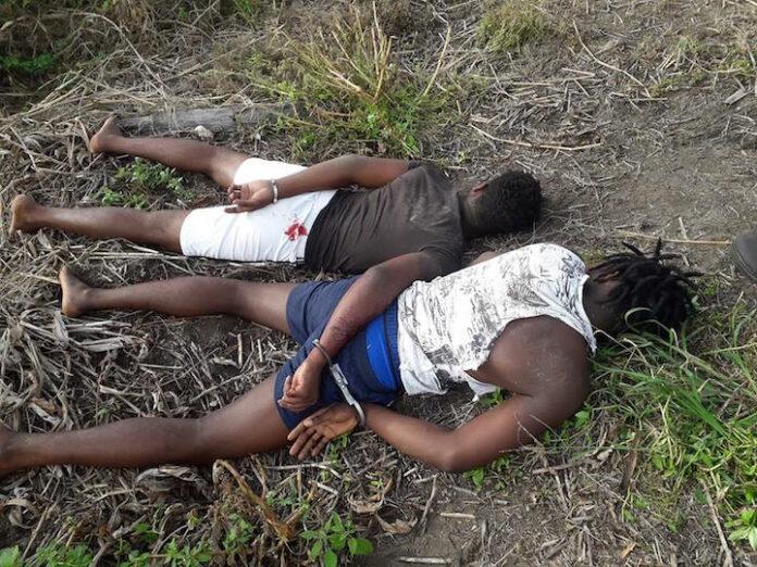 Politie Suriname rekent dieven in met hulp van buurtbewoners