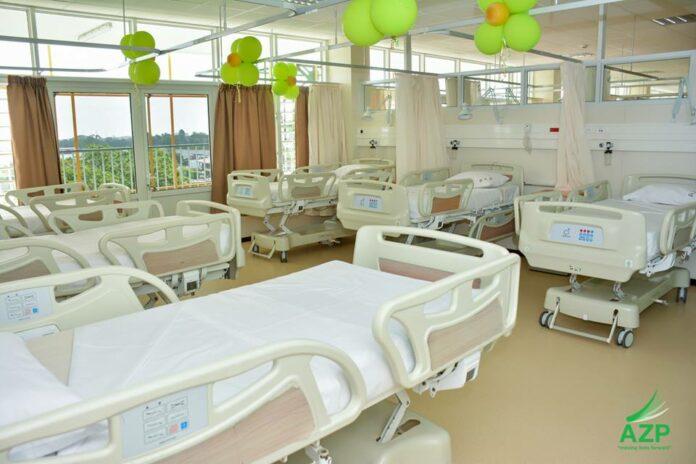 VIDEO: openstelling beddenhuis Academisch Ziekenhuis in Suriname