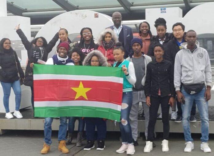 Medische beursalen uit Suriname goed aangekomen in Servië